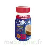 Delical Boisson Hp Hc Concentree Nutriment Café 4bouteilles/200ml à MONSWILLER