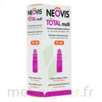 NEOVIS TOTAL MULTI S ophtalmique lubrifiante pour instillation oculaire Fl/15ml à MONSWILLER