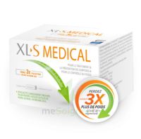 XL-S Médical Comprimés capteur de graisses B/60 à MONSWILLER