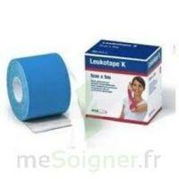 Leukotape K Sparadrap Bleu 5cmx5m à MONSWILLER