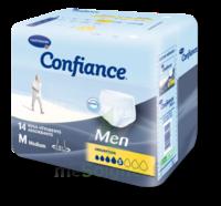 Confiance Men Slip Absorbant Jetable Absorption 5 Gouttes Medium Sachet/14 à MONSWILLER