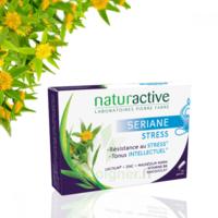 Naturactive Seriane Stress 30gélules à MONSWILLER