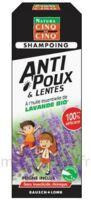 Cinq Sur Cinq Natura Shampooing Anti-poux Lentes Lavande 100ml à MONSWILLER