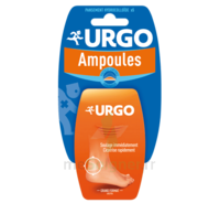 Urgo Ampoule Pansement seconde peau talon B/5 à MONSWILLER