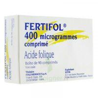 FERTIFOL 400 µg Cpr Plq/90 à MONSWILLER