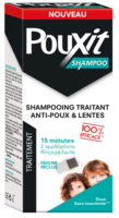 Pouxit Shampoo Shampooing Traitant Antipoux Fl/250ml à MONSWILLER
