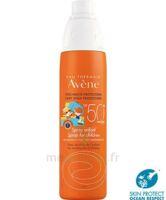 Avène Eau Thermale Solaire Spray Enfant 50+ 200ml à MONSWILLER