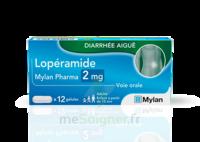 LOPERAMIDE MYLAN PHARMA 2MG, gélules à MONSWILLER