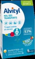 Alvityl Sucette Mal Des Transports B/10 à MONSWILLER