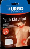 Patch Chauffant Decontractant Urgo X 2 à MONSWILLER