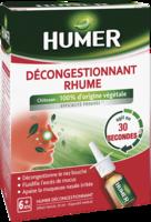 Humer Décongestionnant Rhume Spray Nasal 20ml à MONSWILLER