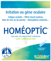 Boiron Homéoptic Collyre Unidose à MONSWILLER