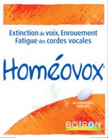 Boiron Homéovox Comprimés à MONSWILLER