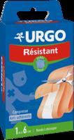 Urgo Résistant Pansement Bande à Découper Antiseptique 6cm*1m à MONSWILLER