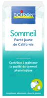 Boiron Sommeil Pavot Jaune de Californie Extraits de plantes Fl/60ml à MONSWILLER