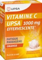 Vitamine C Upsa Effervescente 1000 Mg, Comprimé Effervescent à MONSWILLER