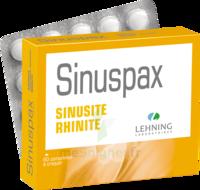 Lehning Sinuspax Comprimés à Croquer 3plq/20 à MONSWILLER