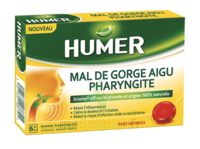 Humer Pharyngite Past Mal De Gorge Baies Sauvages à MONSWILLER