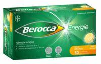 BEROCCA ENERGIE Comprimés effervescents orange B/30 à MONSWILLER