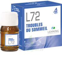 Lehning L72 Solution buvable en gouttes 1Fl/30ml à MONSWILLER