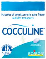 Boiron Cocculine Comprimés Orodispersibles B/40 à MONSWILLER